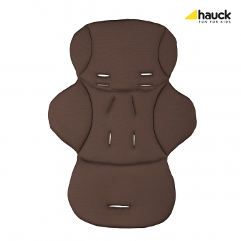 Коляска 2 в 1 hauck King Air DuoSet, chocolate