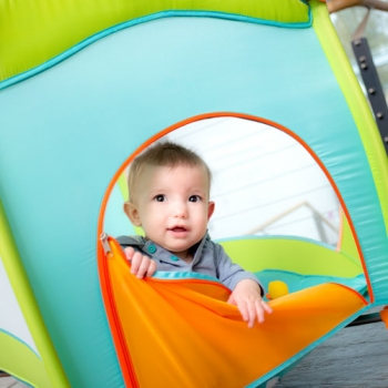 Манеж-кроватка hauck Sleep'n Play Go Plus, Multi Sun