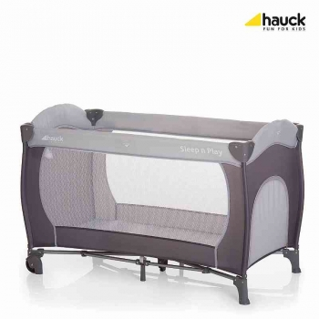 Манеж-кроватка hauck Sleep'n Play Go Plus, Stone