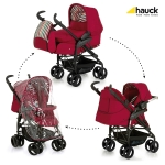 <b>Коляска 3 в 1 hauck Condor All in One</b>