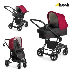 Коляска 3 в 1 hauck Atlantic Plus Trio Set, Tango
