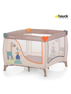 Манеж-кроватка hauck Sleep'n Play SQ Animals