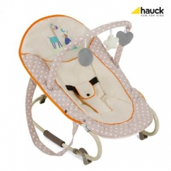 Шезлонг hauck Bungee Deluxe, Animals